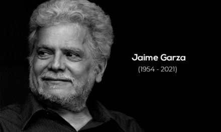 Falleció actor mexicano Jaime Garza