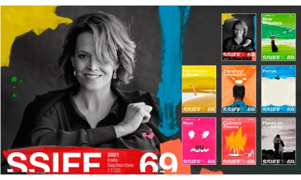 Sigourney Weaver protagoniza cartel de 69 Festival de San Sebastián