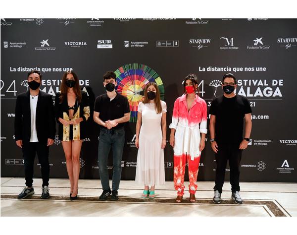 Comenzó 24 Festival de Málaga