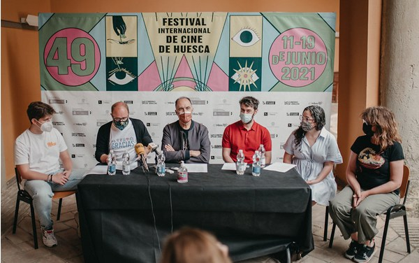 Corto español gana Premio Iberoamericano en Huesca