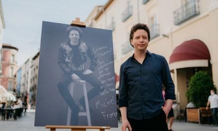 Michel Franco recibe Premio Ciudad de Huesca Carlos Saura