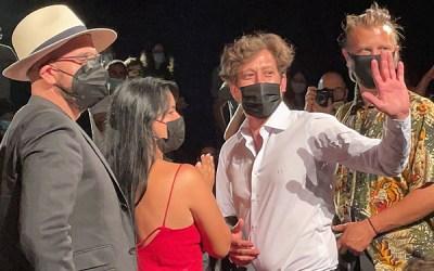 """Cine colombiano debuta en Cannes con """"Amparo"""""""