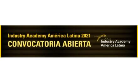 Abre convocatoria el Industry Academy América Latina