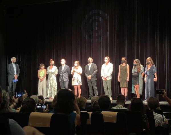 """Libertad"" (España) recibe buena acogida en Cannes"