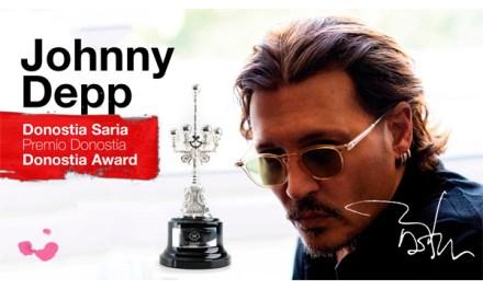 San Sebastián: Johnny Depp Recibirá Premio Donostia