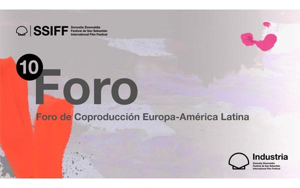 San Sebastián anuncia proyectos de X Foro de Coproducción Europa-América Latina