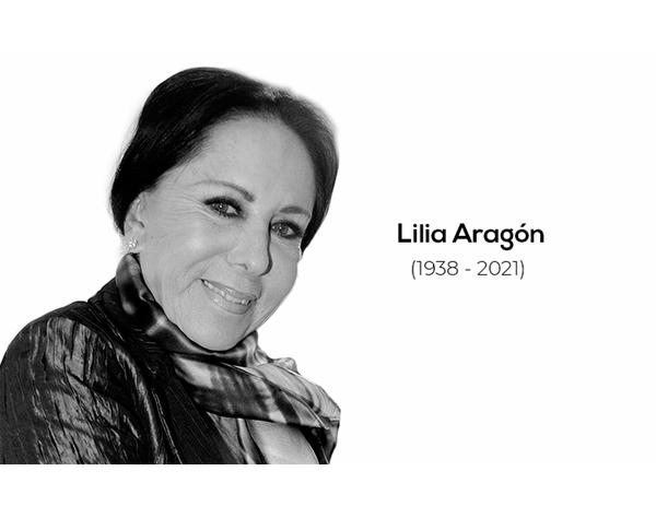 Fallece actriz mexicana Lilia Aragón