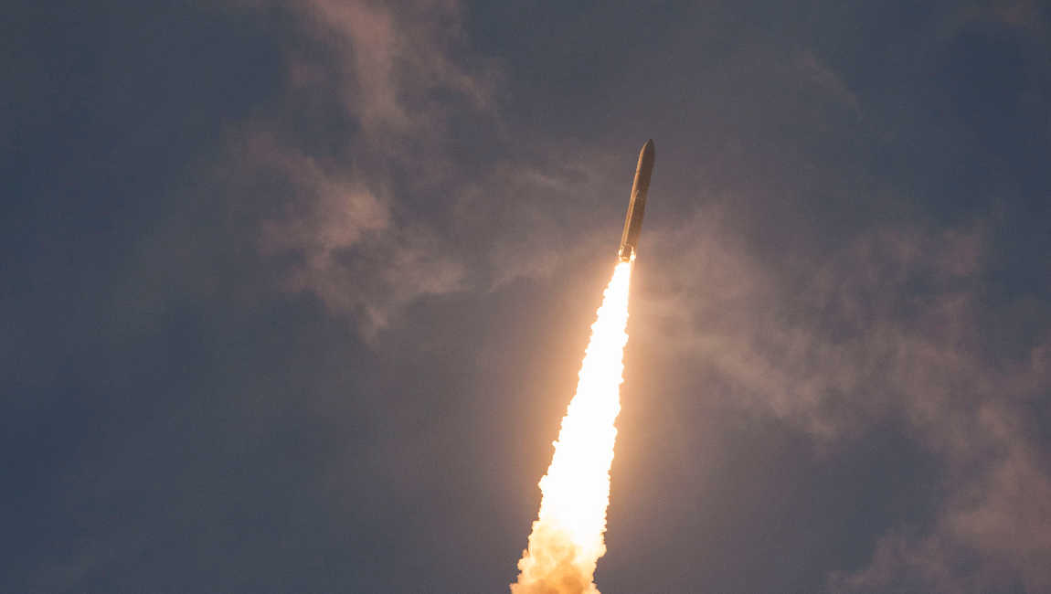 BRIsat satellite launched on board and Ariane 5 with IberEspacio Thermo-Structural Panels