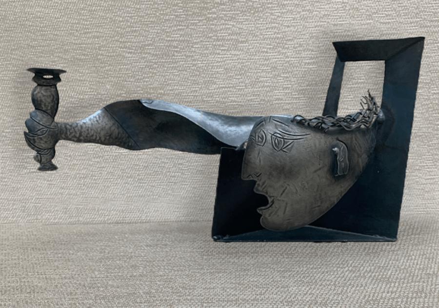 Burgos-Sculpture