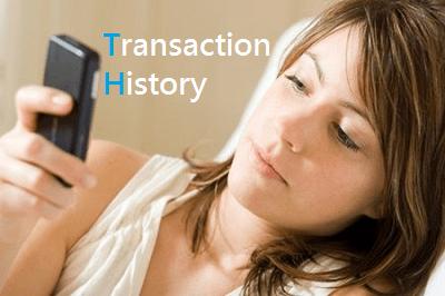 Malaysia Best Casino iBET, Mobile Tutorial – Transaction History!