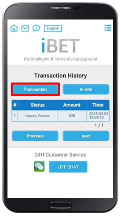 Transaction History-step 3