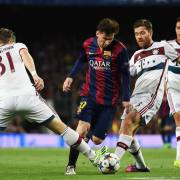 Champions League Barcelona 3:0 Bayern Munich Highlights HD 7/5/2015 by iBET