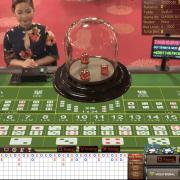 Asia Gaming Sicbo Game in iBET iAG Malaysia