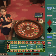 iBET iAG Roulette Game
