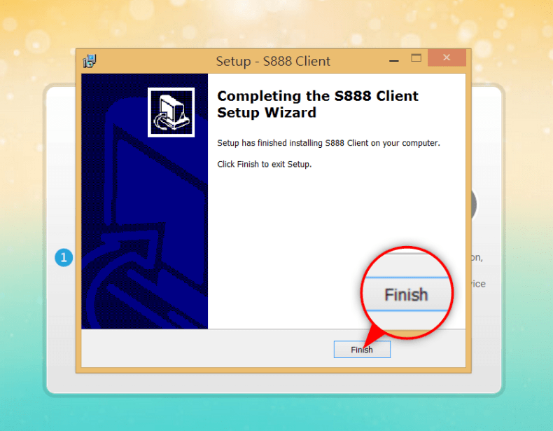 iBET S888 Game Step 8