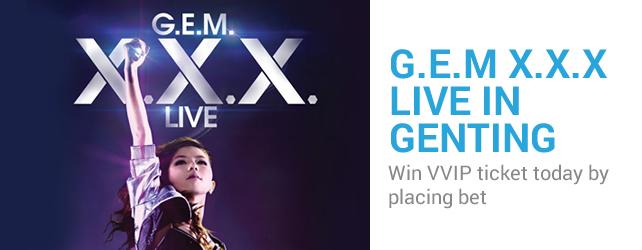 iBET Casino G.E.M X.X.X. LIVE IN GENTING VVIP Malaysia