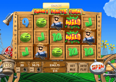 Malaysia Online Casino Scr888 & Newtown Funky Fruits Farm