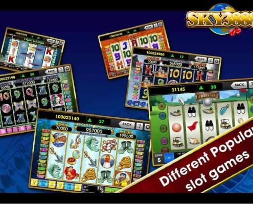 SKY3888 Slot Games 1