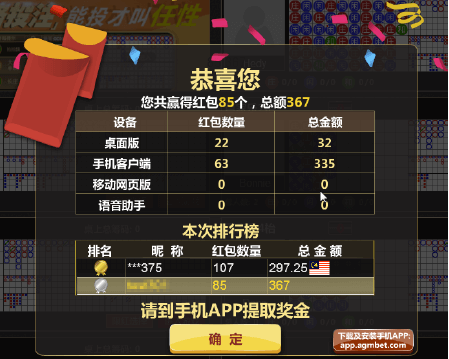 Check How Many iBET iAG Grab Red Envelope You Get-1