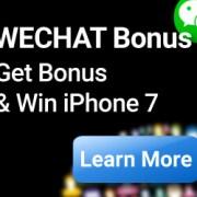 iBET Malaysia WeChat Share Photo Get Online Casino Bonus !!