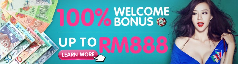 iBET Welcome Bonus up to RM888