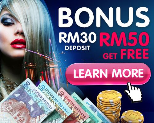 iBET Casino Promotion : Deposit RM30 Get Free RM50