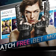 iBET Online Casino iMOVIE introduction