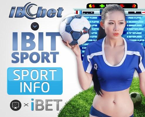 iBET Online Casino─iBIT SPORT Sportsbook information