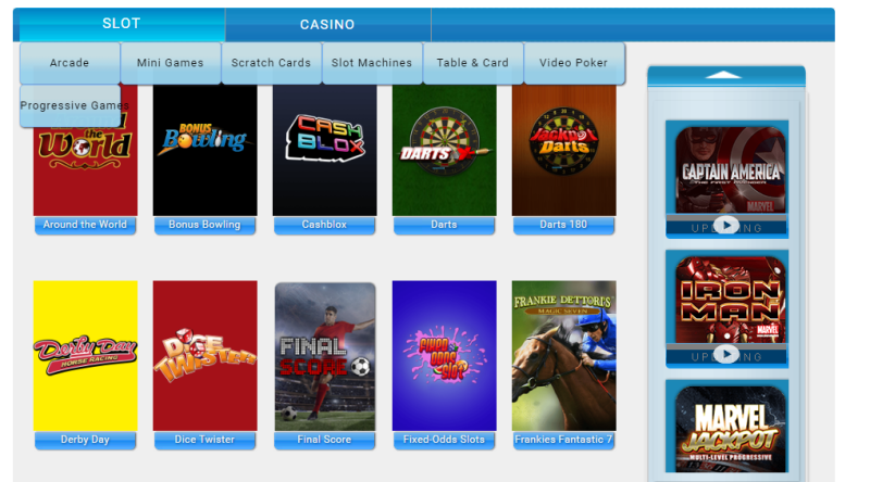 iBET Online Casino PT Game Room(Playtech)electronic games Introduction