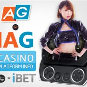 iBET Online Casino─iAG (Asia Gaming) Introduction