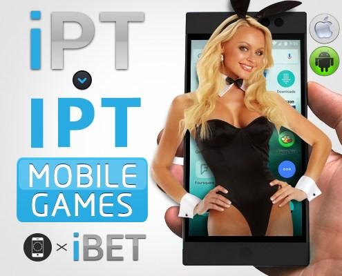 iBET Online Casino iPT Games Moblie