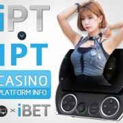 iBET Online Casino ─ PT Platform Information