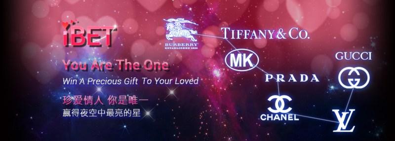 iBET Online Casino Malaysia Valentines Day Lucky Draw