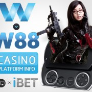 iBET Online Casino Malaysia ─ W88 Platform Introduction