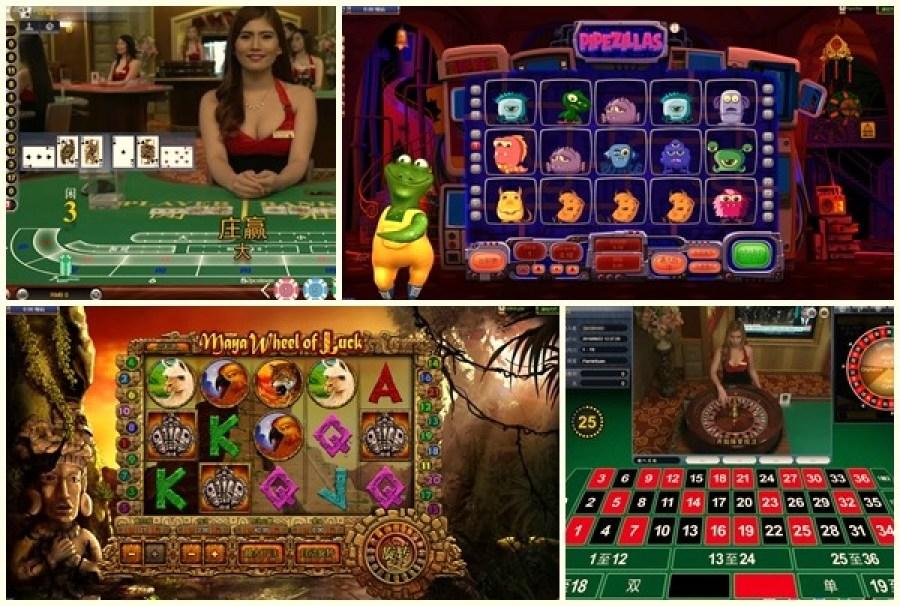 iBET Online Casino - OPUS Games Room (OPUS)