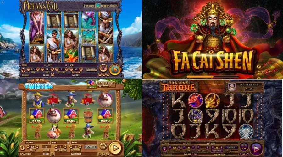 iBET Online Casino ─ HABA Platform Slot Games Info-HABA slot games