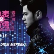 iBET Online Casino - Jay Chou Concert 2018 Lucky Draw