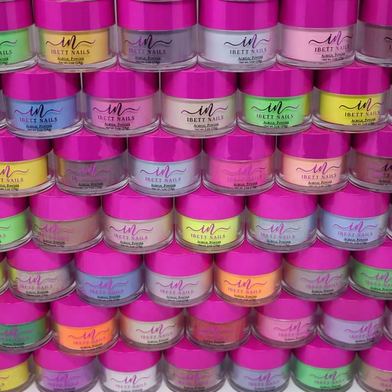 Acrylic Powder Full Line