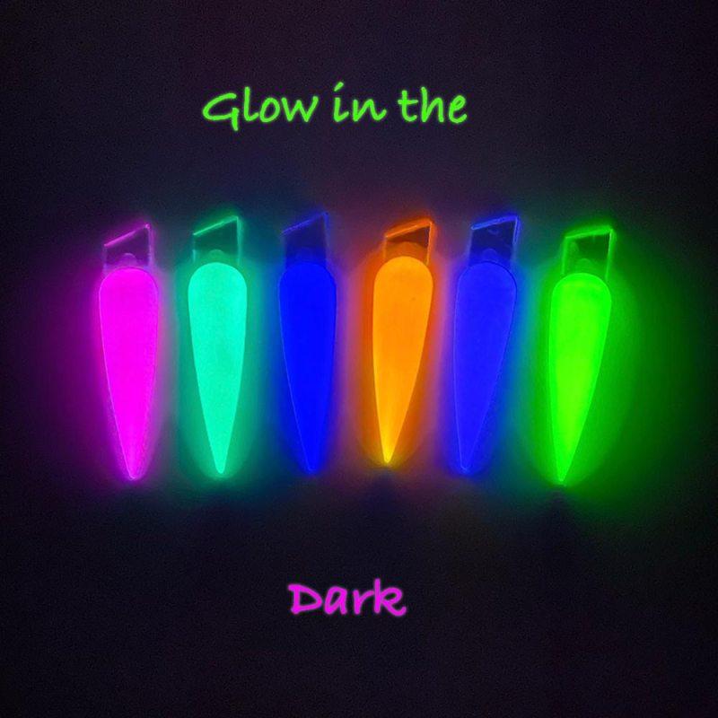 Acrylic Powder Glow