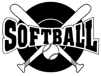 softball logo ibew local 2222 rh ibew2222 org Softball Quotes Softball Backgrounds