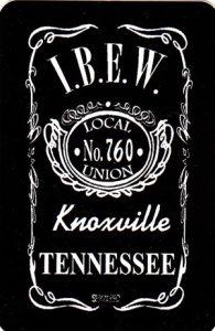 IBEW 760 Banner