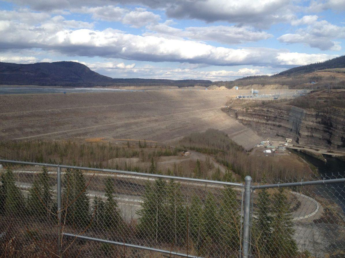 WAC_Bennett_Dam_From_Viewpoint[1]