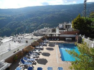 Accommodation in Capileira