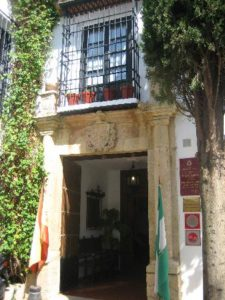 Accommodation Ronda