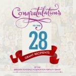Ibidunni Ighodalo Foundation announces recipients of its Fertility Grant