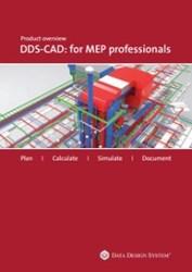 DDS-CAD HVAC & Plumbing. Produktų brošiūra