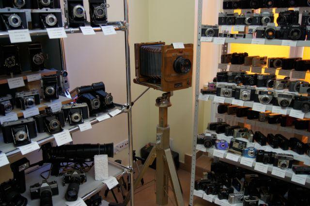 Wystawa aparatów zabytkowych (Sorboma).