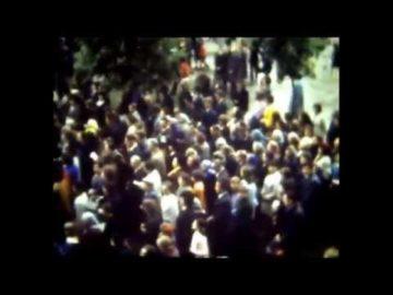 Biskupiec w kolorze, lata '70