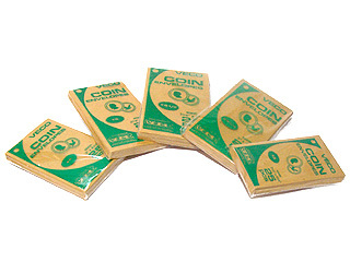 The Envelope Specialist # 7 Coin Envelope 3 1//2 x 6 1//2 Brown Kraft 500//box
