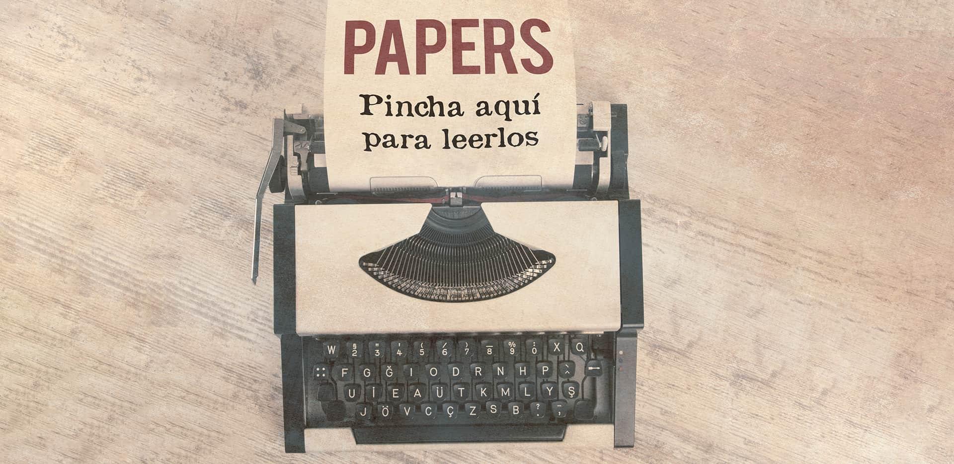 Papers de la escritora Ibiza Melián